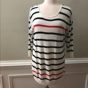 41 Hawthorn Stitch Fix Sweater Striped Sweater